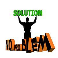 Solution No Problem